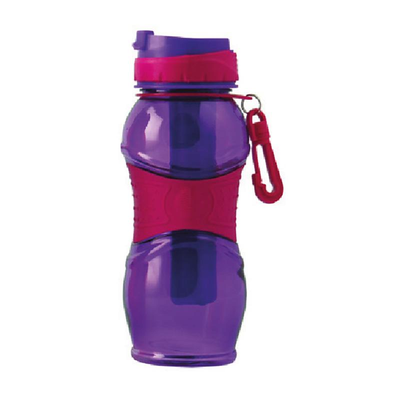 قمقمه Hydration Bottle بنفش 0.65ليتري 8222PE