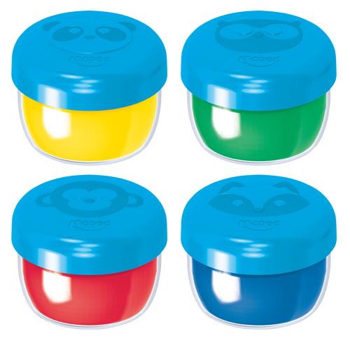 رنگ انگشتی کالرپپس۴ رنگ ۸۰ گرمی